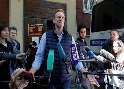 رهبر حزب مخالف پوتین به 30 روز زندان محکوم شد