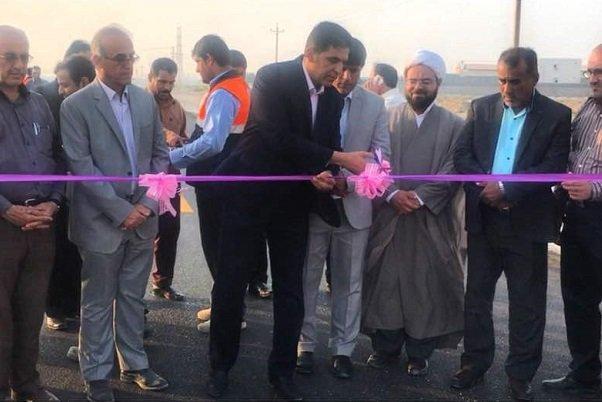 8 پروژه عمران روستایی در تنگستان به بهره برداری رسید