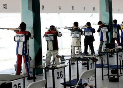 بازماندن تیم های میکس تفنگ و تپانچه ایران از رسیدن به فینال مسابقات جهانی