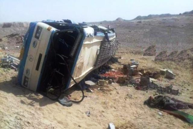 15 کشته در سانحه رانندگیِ جنوب افغانستان