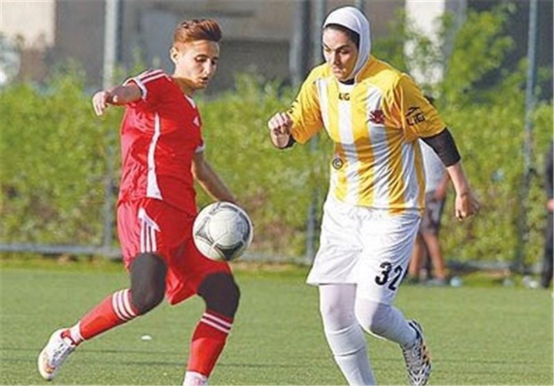 زهرا قنبری: تورنمنت کافا محک بسیار خوبی بود، فوتبال بانوان توانایی کسب نتایج خوب در آسیا را دارد