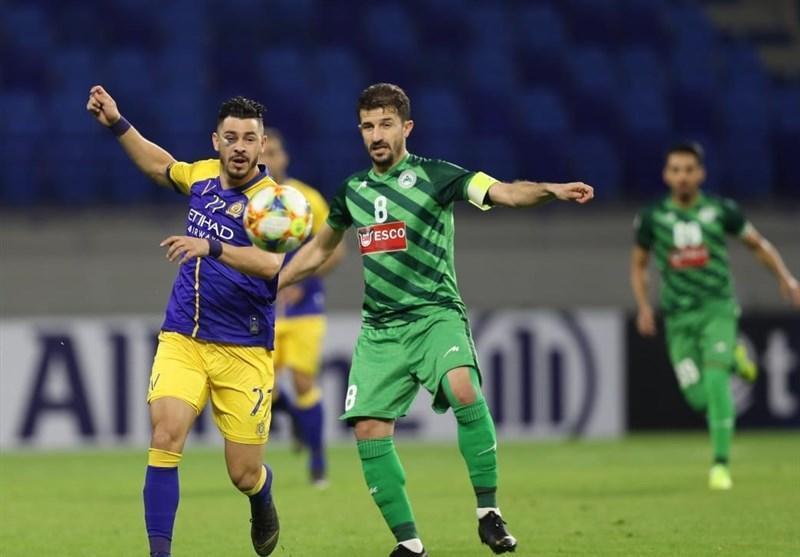 گزارش خبرنگار اعزامی خبرنگاران از امارات، حدادی فر: تنها امیدمان موفقیت در لیگ قهرمانان است، با حضور منصوریان روحیه به تیم ما بازگشت
