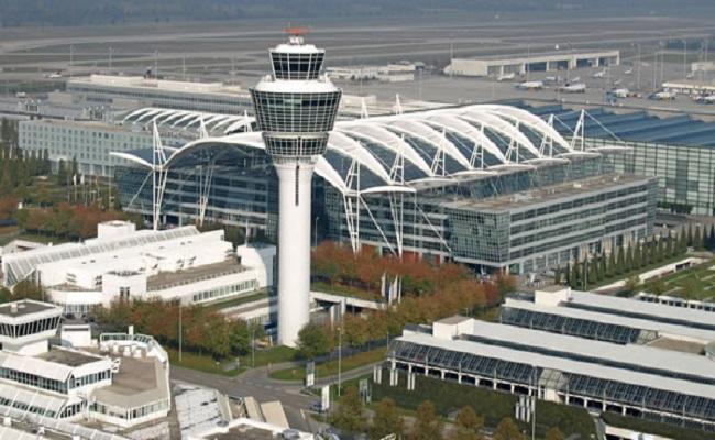 امکانات فرودگاه بین المللی مونیخ