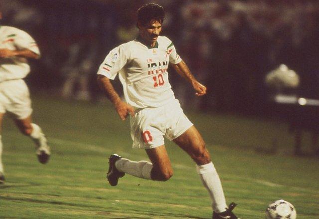 بازخوانی AFC از شاهکار علی دایی در تیم ملی ایران