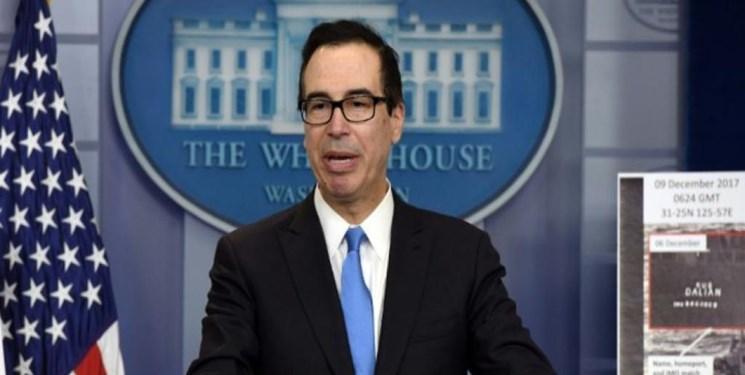 وزیر خزانه داری آمریکا: اعتبار 15 میلیارد دلاری فرانسه به ایران بدون موافقت ما امکان پذیر نیست