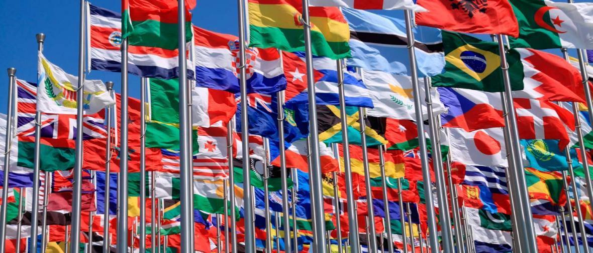رنگ پرچم کشورها به چه معناست؟ (قسمت اول)
