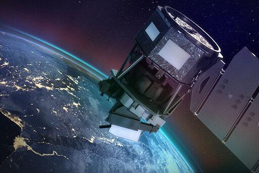 ماهواره آیکون بالاخره پرتاب شد