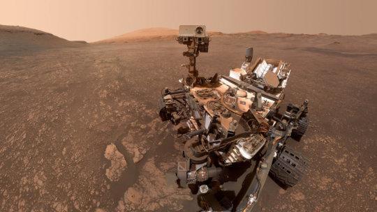 پیدا شدن نشانه های باستانی در مریخ توسط کاوشگر ناسا